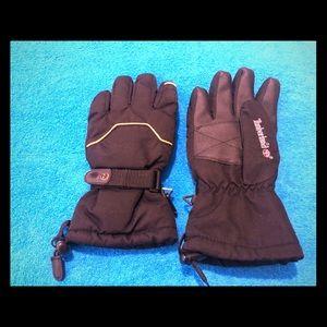 Timberland kid's gloves EUC